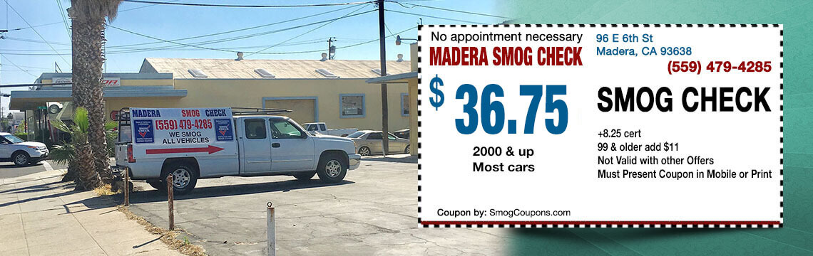 Madera Smog Check Is Star Certified Station Tag Vehicle Registation Offering Dmv Test Sel Hybrid Gross Polluter Certification